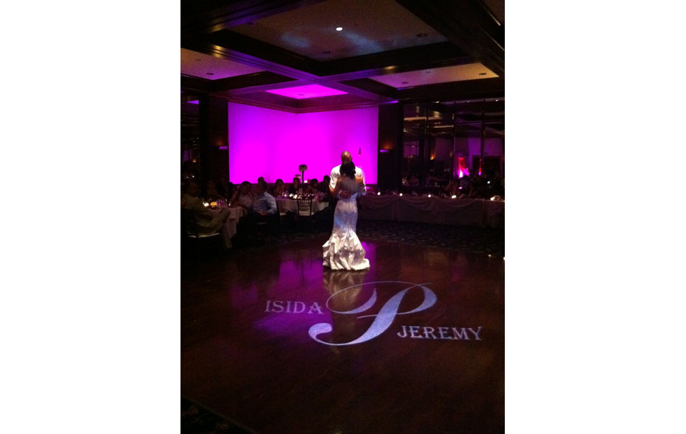 Valencia Event lighting - Valencia party lighting -- Music Mania Entertainment  (661) 618-6455