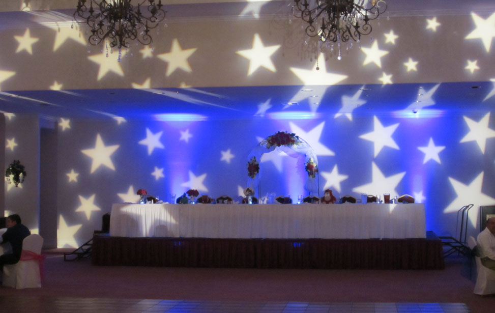 Music Mania Entertainment  (661) 618-6455 � San Fernando Valley party lighting � San Fernando Valley Event lighting