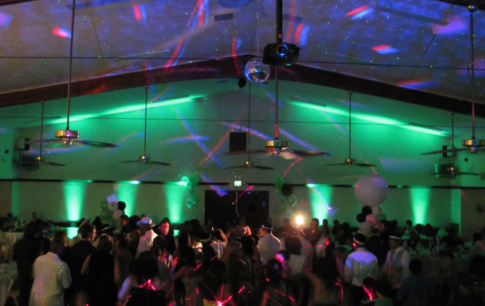 Music Mania Entertainment  (661) 618-6455 � Los Angeles party lighting � Los Angeles Event lighting